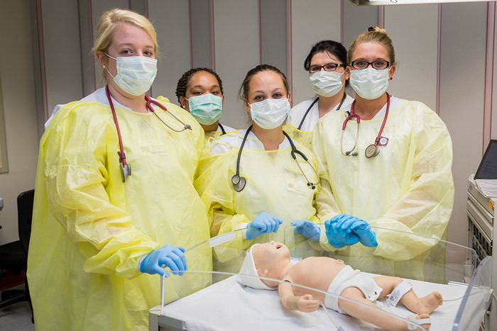 Nursing Education Program Students